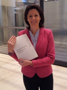 2013-11-28, PM Dr. Katja Leikert - Koalitionsvertrag