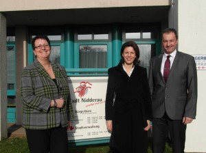 2014-03-21, PM Dr. Katja Leikert - Gespräch Bgm. Schultheiß (Medium)