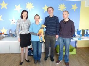 2014-04-12, PM Dr. Katja Leikert - Gespräch LaLeLu (Medium)