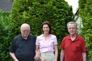 2014-07-03, Dr. Katja Leikert MdB - Gespräch Parkinson