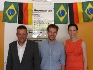 2014-07-23, PM Dr. Katja Leikert MdB - Haus Rosengarten