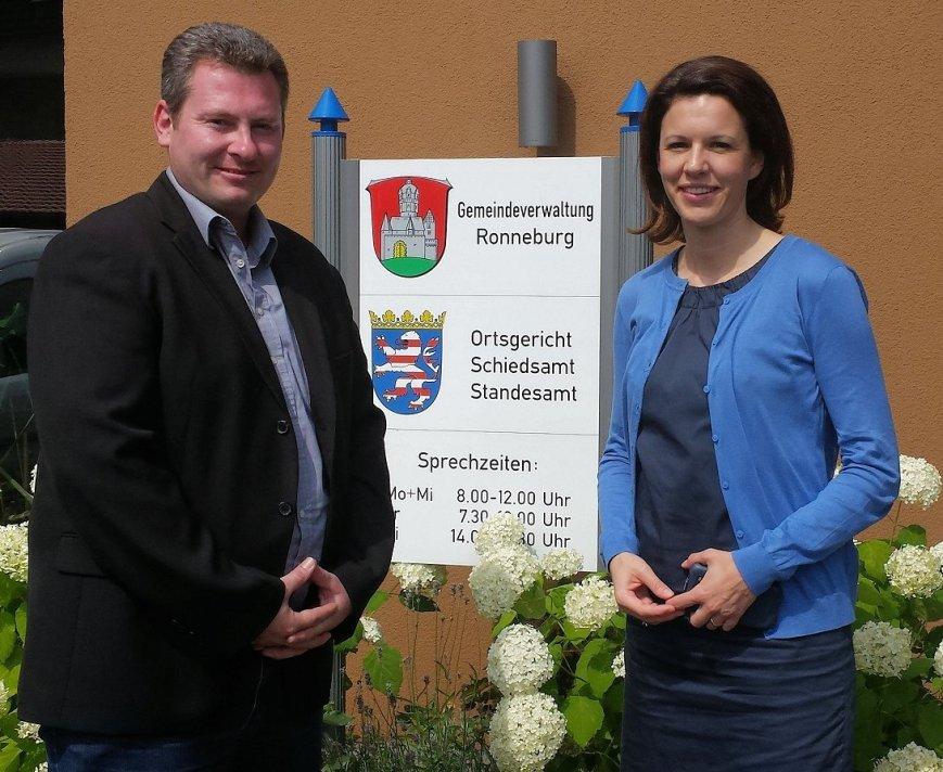 2014-08-08, PM Dr. Katja Leikert - Bürgermeister Hoffmann