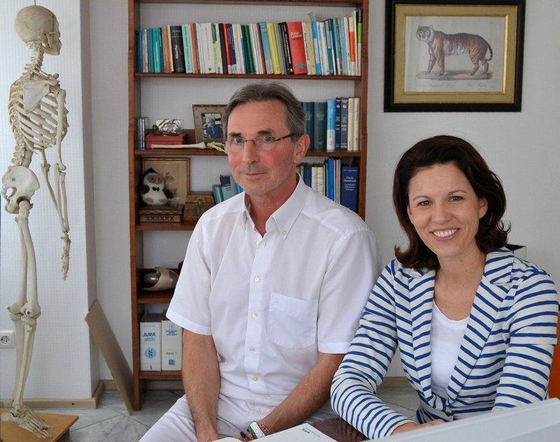 2014-09-25 Dr. Katja Leikert - Ulrich Dehmer Ärztenetz I