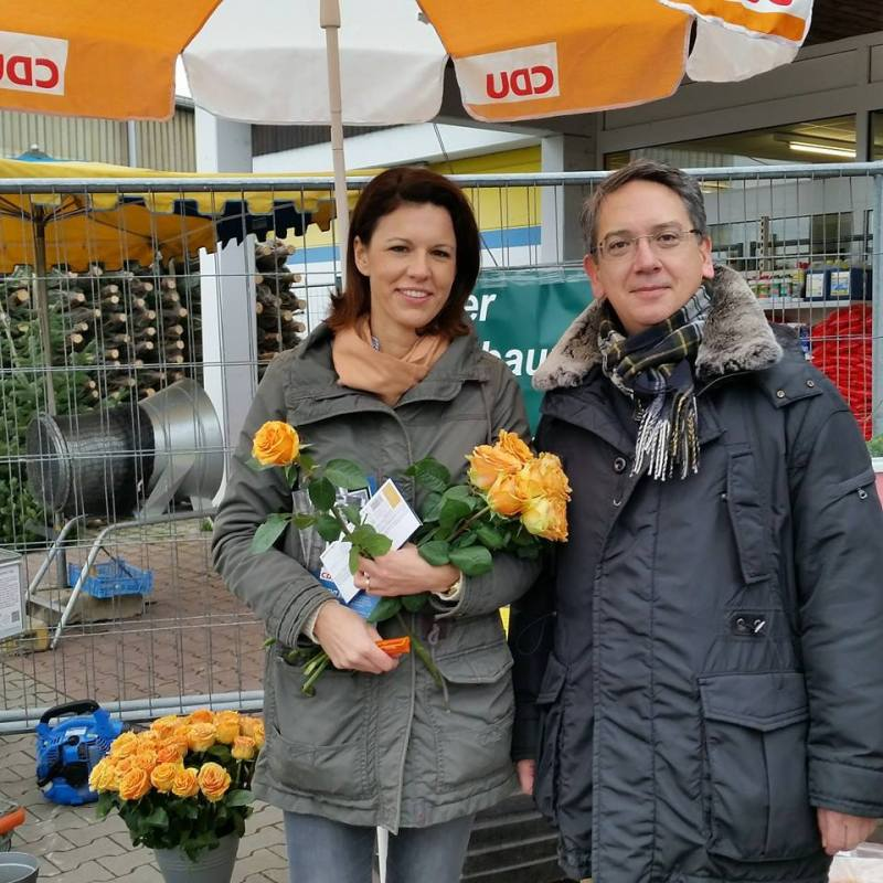 2014-11-27 Dr. Katja Leikert - Andreas Frenzel