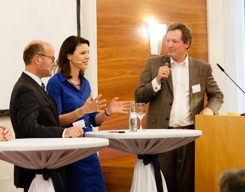 2016-06-16 Dr. Katja Leikert - Podiumsdiskussion mit Hirschhausen