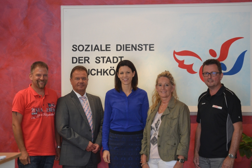 2016-07-27 Dr. Katja Leikert - Soziale Dienste Bruchköbel