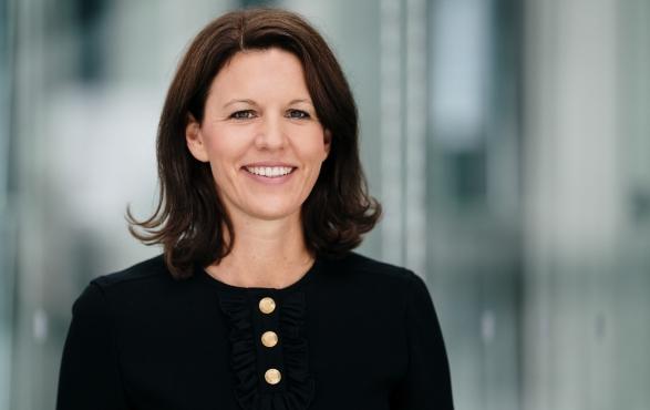 Katja Leikert am 25.09.19 in Berlin im Deutschen Bundestag. / Foto: Tobias Koch (www.tobiaskoch.net)